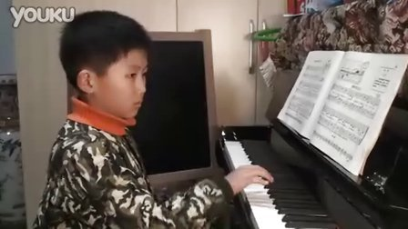 钢琴 铁蛋 摘棉花的老人