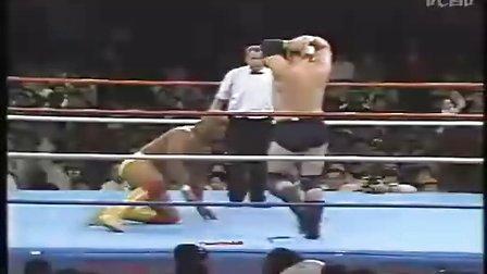 Stan Hansen vs Hulk Hogan №2 レスリングサミットin東京ドーム