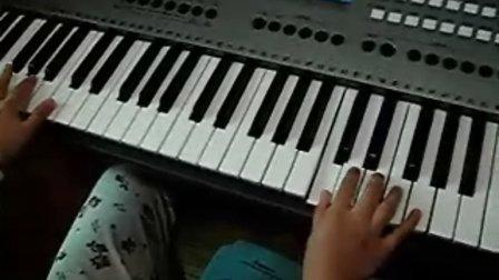 电子琴《蓝猫淘气三千问》
