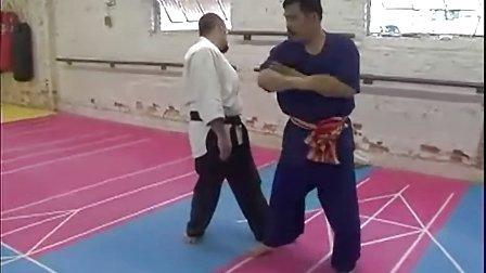 【侯韧杰  Muay Thai  教学篇】之  传统拳师教学全集