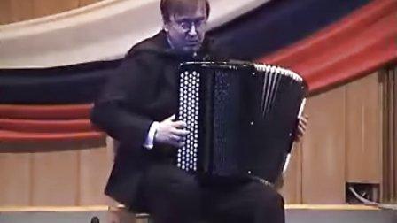 维克多 罗曼尼科 李斯特 匈牙利狂想曲第二号 手风琴 巴扬