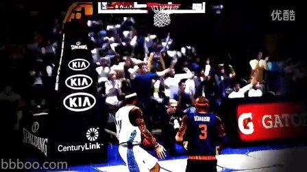 NBA2K14模拟安东尼生涯:The Chase For The Ring_pvHaREre1QD
