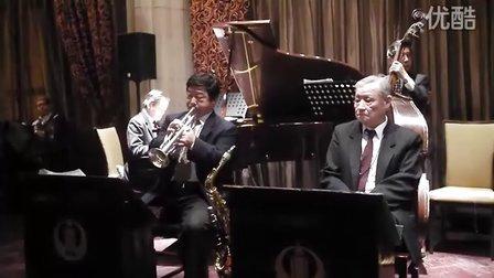 上海和平饭店老爵士乐队演奏