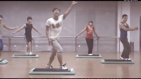 健身教练培训之踏板操教练培训