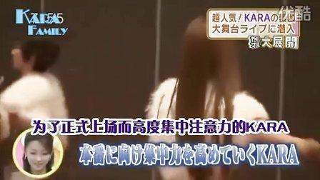 【OC】101231_KARA后台贴身采访,Rainbow出道介绍cut中字[KARAF]
