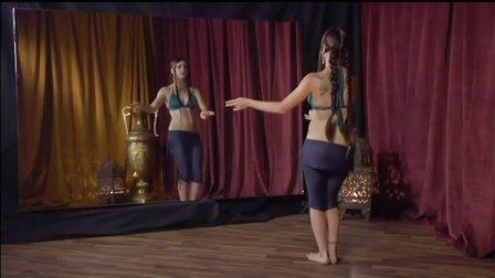 肚皮舞教学全套基本舞步 Zoe肚皮舞教学视频01