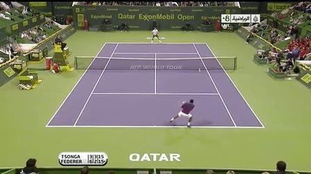 ATP.2011.Doha.SF.Match2.Tsonga.vs.Federer.part5