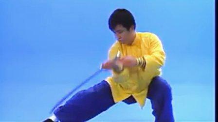 中國武術名拳錄---八卦單刀