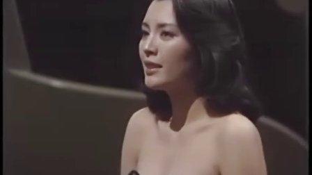 「水中花」片段 松坂慶子