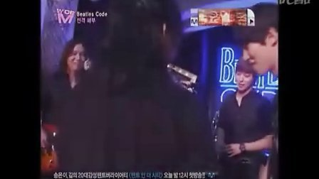 100816 the Beatles code - cnblue花絮