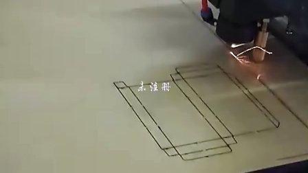 激光刀模切割机,木板刀模切割机