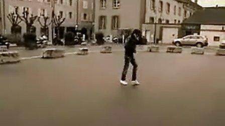 法国面具男鬼步舞全集3