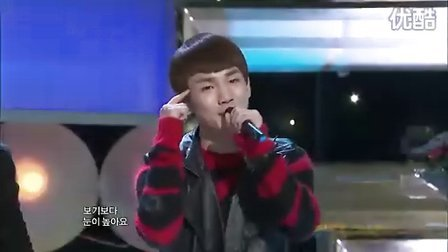 101202  MBC社会贡献大奖颁奖礼 Shinee--Hello【HD LIVE现场版】