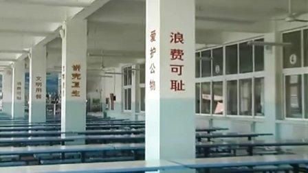 霍城县江苏中学校园环境