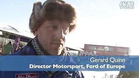 WRC2011瑞典站福特官方赛后总结 福特包揽领奖台
