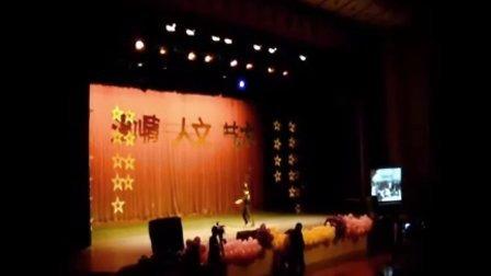 青岛大学双截棍协会2010社团文化节表演