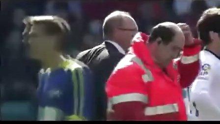 西乙惊魂一幕 球员突发心脏病险些猝死