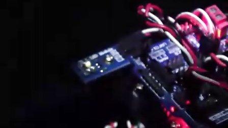 Arduino食人鱼高亮LED发光效果演示