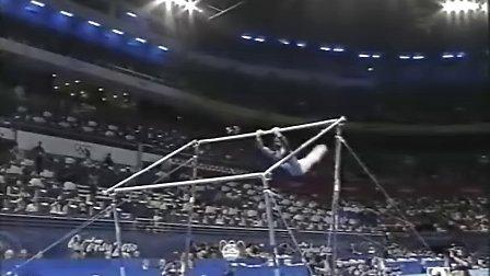 悉尼奥运会女子体操团体决赛TVE1