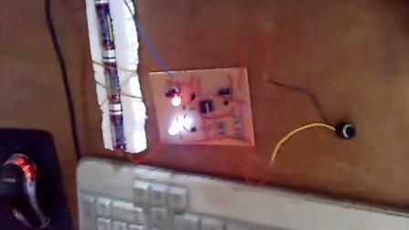 声控灯小制作