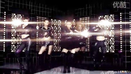 韩国女子组合KARA-Jumping【KOR_GomTV韩版中字】