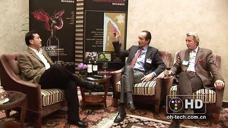 Salute 干杯!第65期 对梅多克葡萄酒行业协会主席的独家视频专访