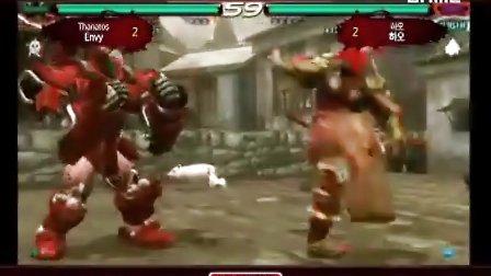 铁拳Crash 预选赛(3)