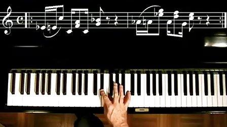 钢琴FUNK韵律弹奏教程 04 - 右手伴奏模式