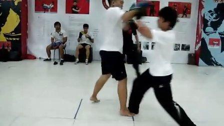 仁义咏春拳馆《十分钟真实挑战》Renyi Yong Chun Challenge Fight 9