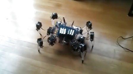 Arduino——蓝牙控制六足机器人
