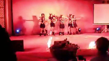 广州悠乐无线年会 !黑袜! 美女与野兽!