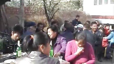 袁红亮和曹丽娟的结婚录像4