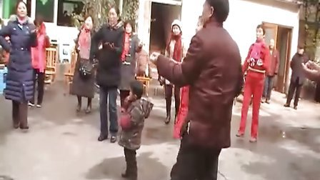 余萍2(跳锅庄)