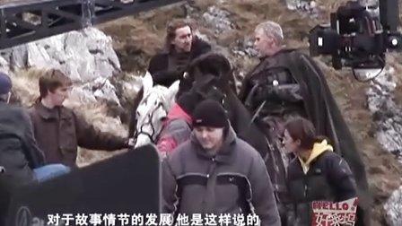 《女巫季节》尼古拉斯揭秘新片