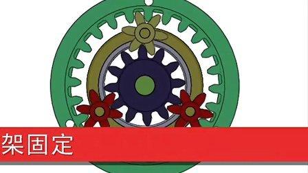 自动变速箱行星齿轮机构原理-双龙汽车培训