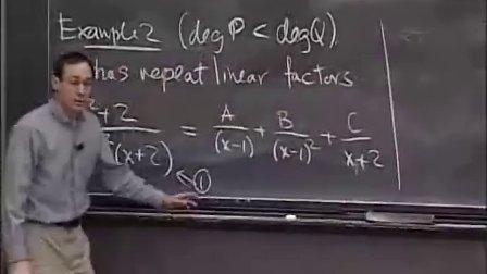 [单变量微积分:部份分式].Lecture.29