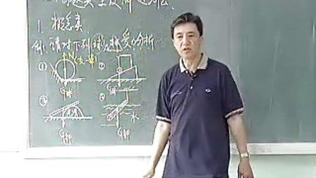 高一物理力的平衡二习题类型与解题方