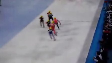【2010-2011国际划联短道速滑世界杯上海站】张会