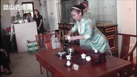 """昆山钓鱼网""""养生昆玉九里  传承茶道文化""""大型活动圆满落幕"""
