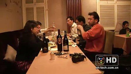 Salute 干杯!第69期 酒配餐系列视频-意大利酒、南非酒配羊排、牛排、法兰克福香肠 (上半部)
