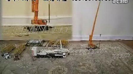 塔吊如何组装的?—塔吊人才网转播