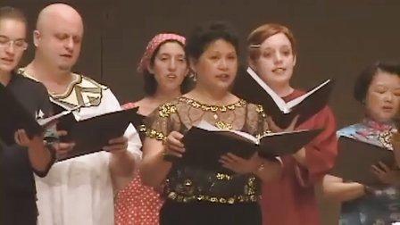 联合国合唱团:Sing Sing So(星星索)