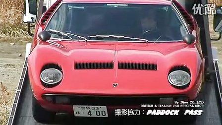 经典中的经典!日本记录Lamborghini Countach!