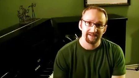 钢琴FUNK韵律弹奏教程 02 - 主音旋律线弹奏