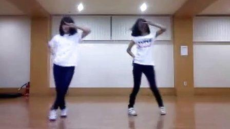 【丸子控】两位韩国小女孩跳miss A的BGGG+Breathe