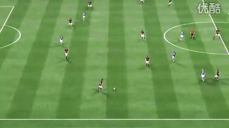 FIFA11米兰王朝
