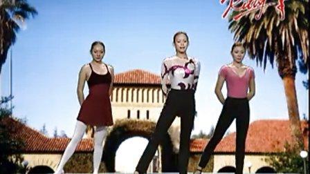 芭蕾健身操 03 形体教学