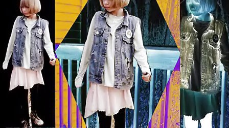 TAVI-美国最年轻的著名时尚博主