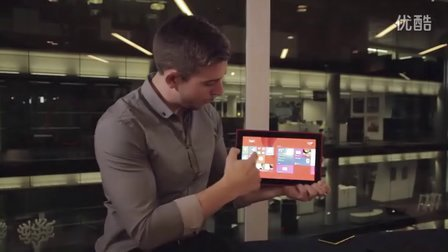 Nokia Lumia 2520 first hands-on