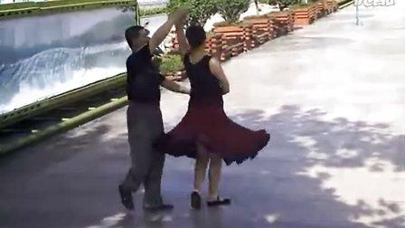 石家庄市桥西区西青公园 闻华交谊舞 平四
